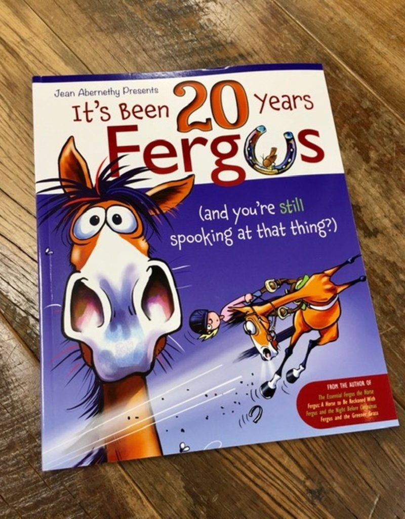 Its Been 20 Years Fergus Book