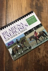 101 Arena Exercises for Horse & Rider Book