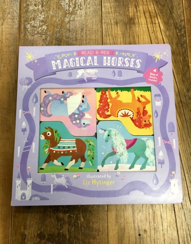 Read & Ride Magical Horses Book