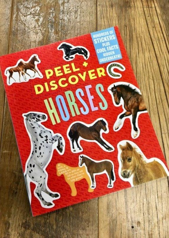 Peel + Discover Horses
