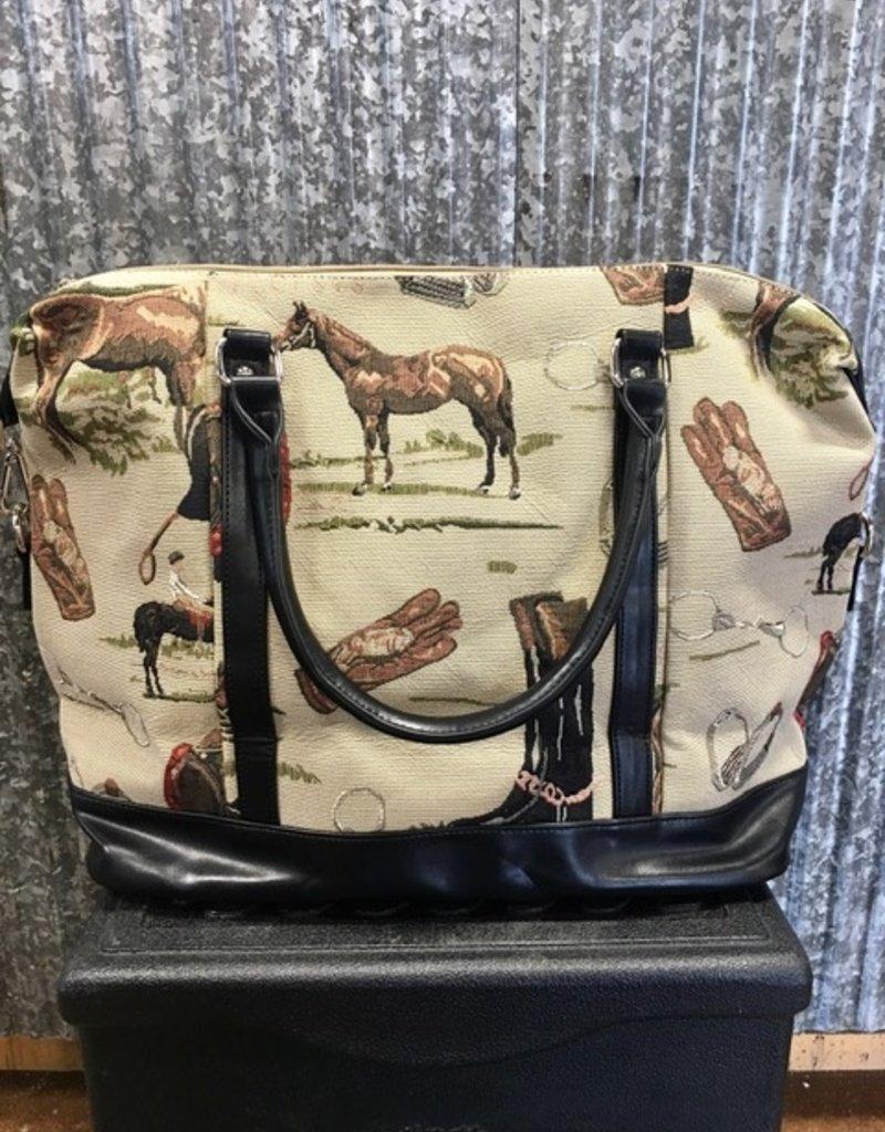 Tapestry Travel Bag