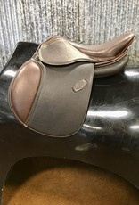 """HDR *New* Pro Pony Covered Close Contact Saddle 14"""""""