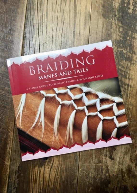 Braiding Manes And Tails Book