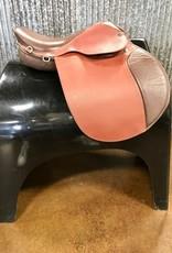"Consignment Saddle #401 Derby Original All Purpose 17"""