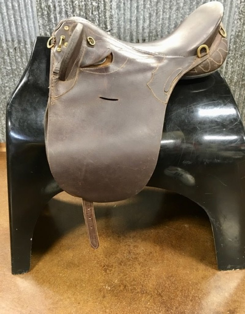 """Consignment Saddle #406 Outback 19"""""""