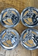 Faire Equestrian Coasters Set of 4