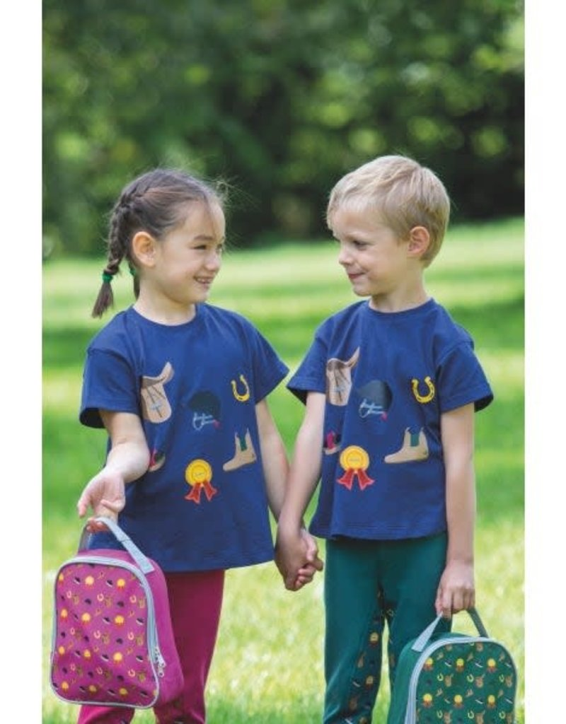 Shires Tikaboo by Shires Children's T-Shirt Grey