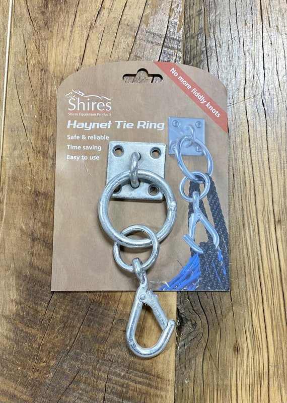 Shires Shires Haynet Tie Ring