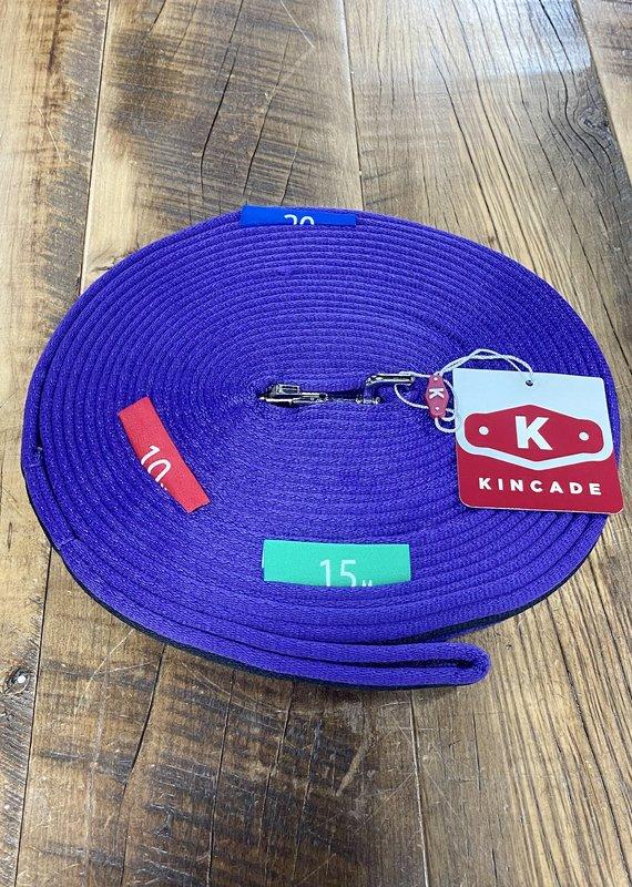 Kincade Kincade Lunge Line Purple