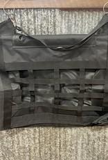 Jacks Slow Feed Hay Bag (16 Hole) Black