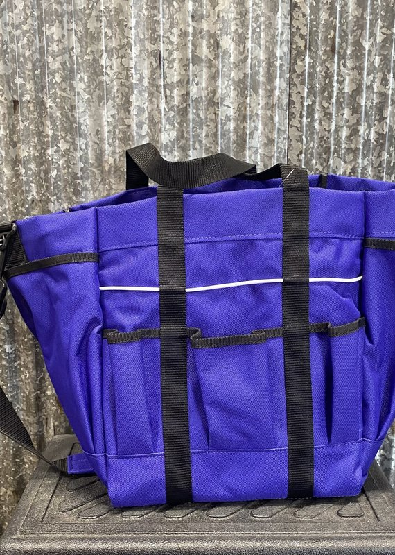 Roma Roma Deluxe Grooming Tote Purple