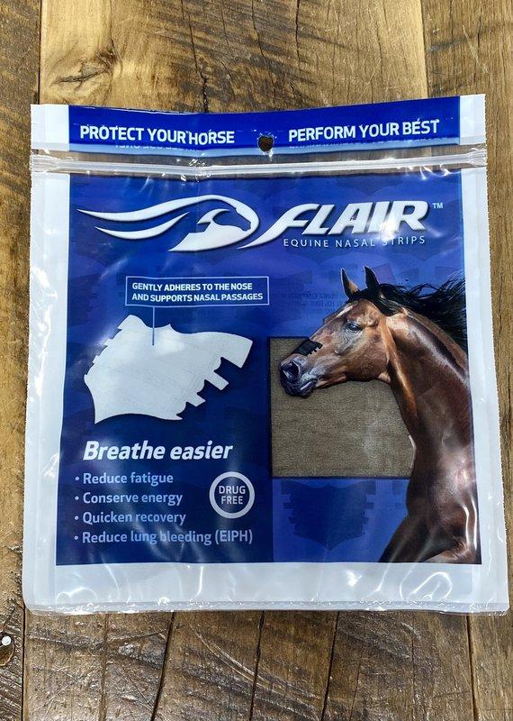 Flair Strips Flair Nasal Strip Brown