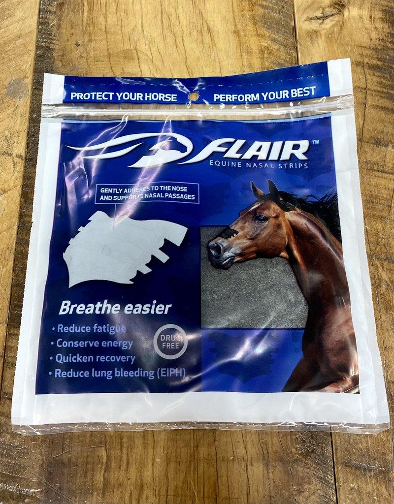 Flair Strips Flair Nasal  Strip Black 6 Pack