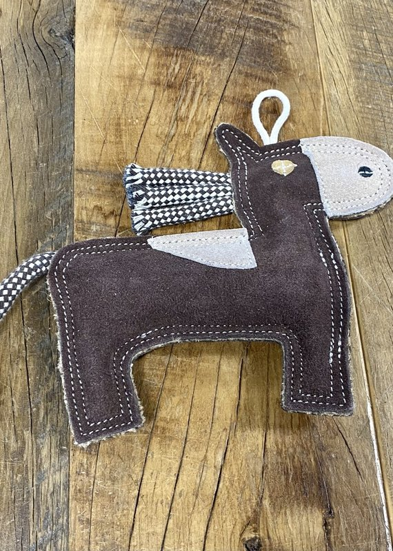 Dreamers & Schemers Dreamers & Schemers Pony Pony Dog Toy Brown