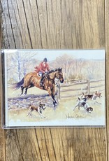D. Haskell Chhuy D. Haskell Chhuy Colored Huntsman Jumping Cards 8ct.