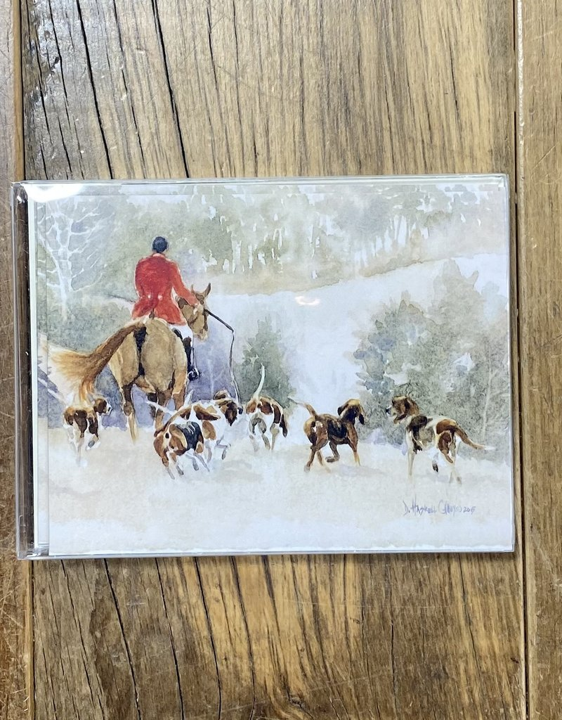 D. Haskell Chhuy D. Haskell Chhuy Colored Panoramic Hunt Cards 8ct.