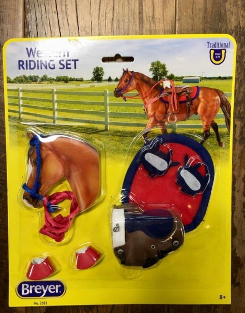 Breyer Breyer Western Riding Set
