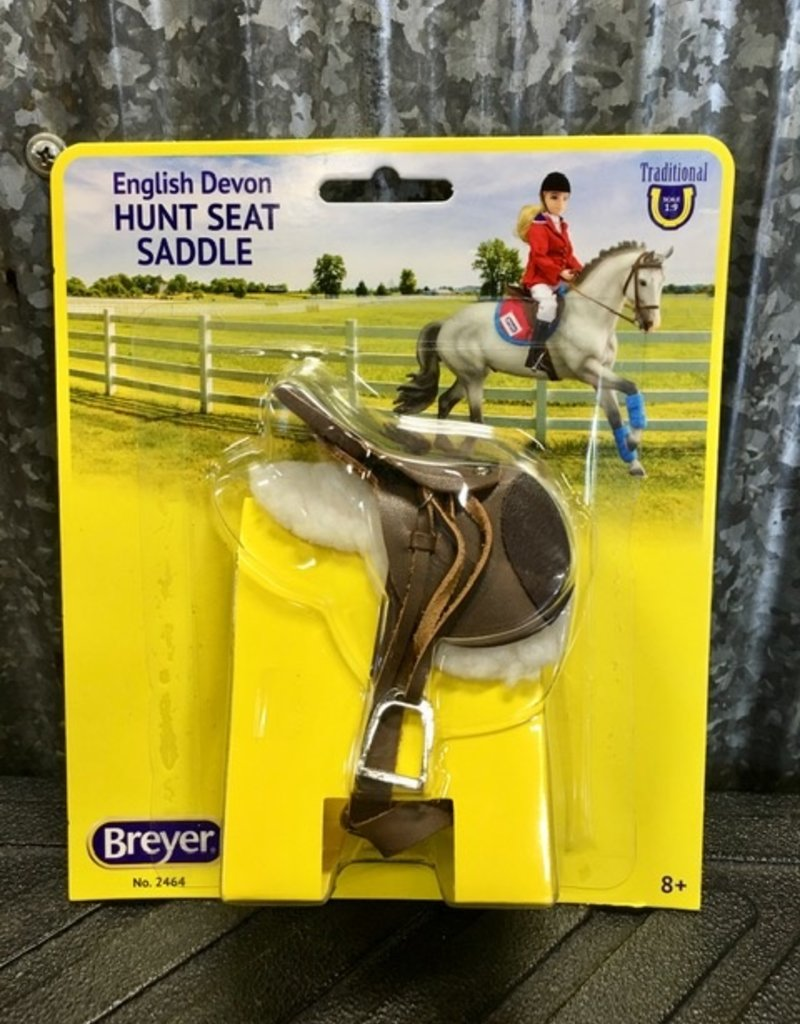Breyer Breyer Devon Hunt Seat Saddle