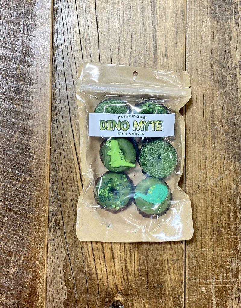 The Posh Pony Dino Donut Treats