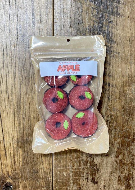 The Posh Pony Apple Donut Treats
