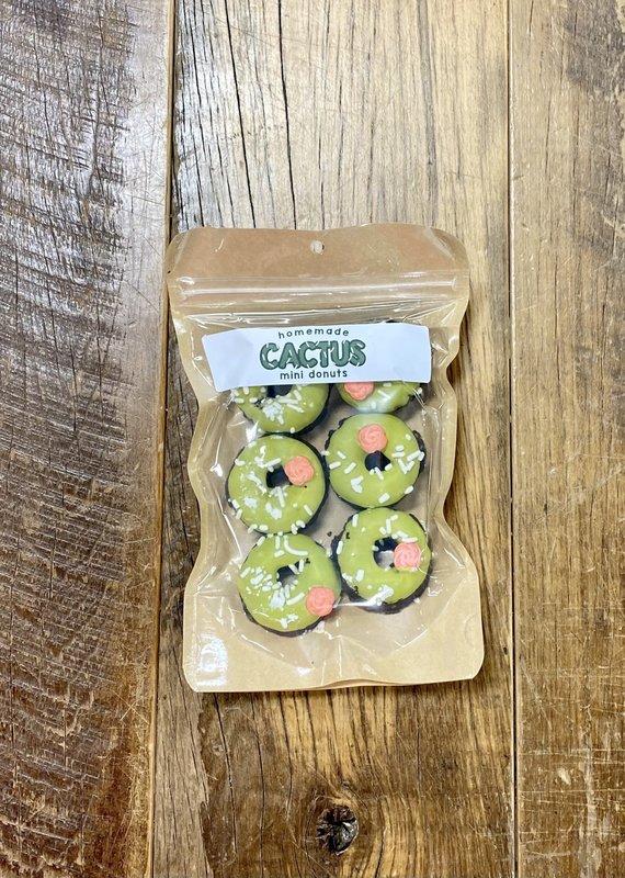 The Posh Pony Cactus Donut Treats