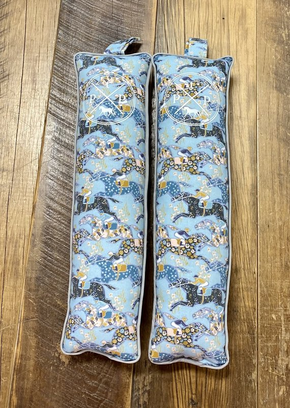 The Posh Pony Floral Derby Boot Stuffers