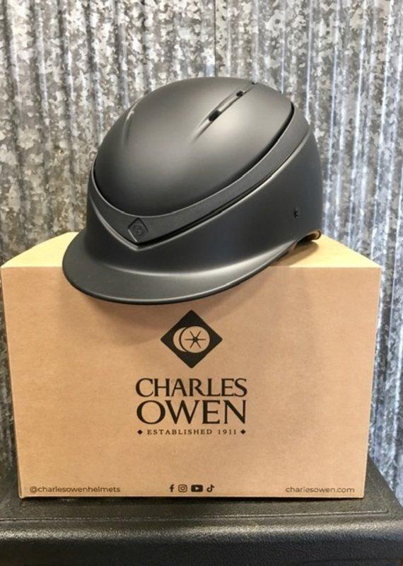 Charles Owen Charles Owen Luna Helmet Black Matt