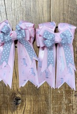 Bows To The Shows Bows to the Show Pink Lead Line Ponies Bows