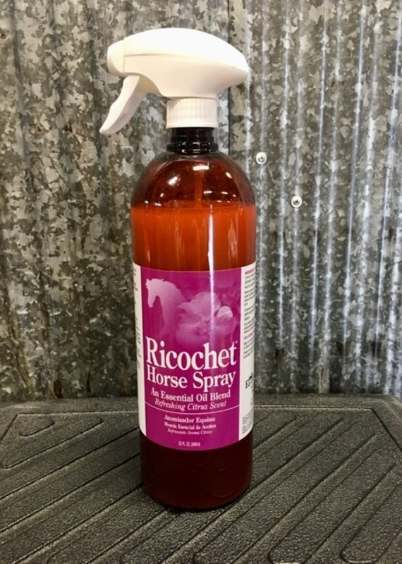 Arenus Ricochet Horse Spray 32 oz