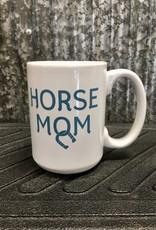 Horse Mom Mug 15 oz