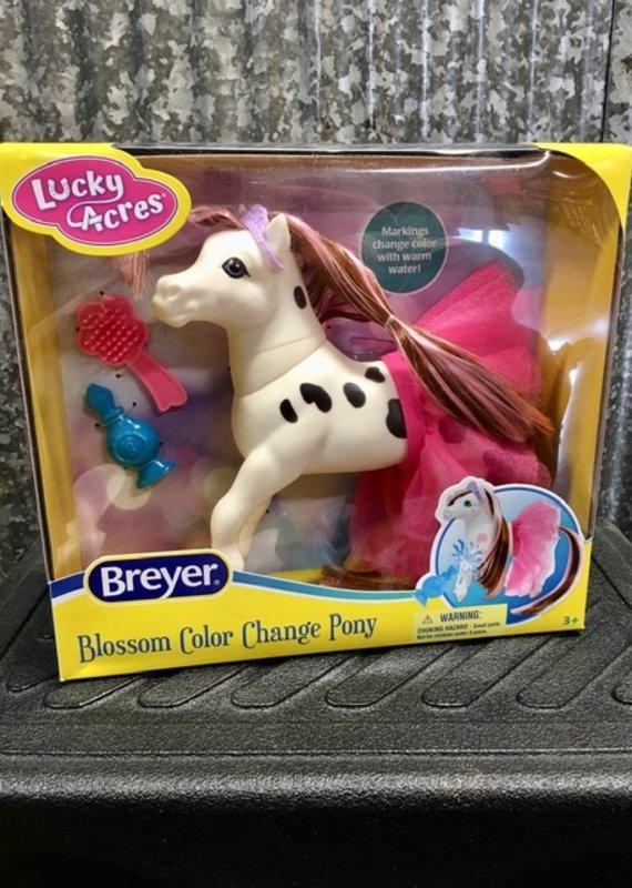 Breyer Breyer Blossom Color Change Pony