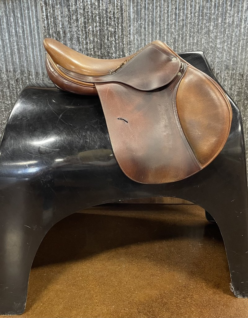 """Consignment Saddle #419 17"""" Antares"""