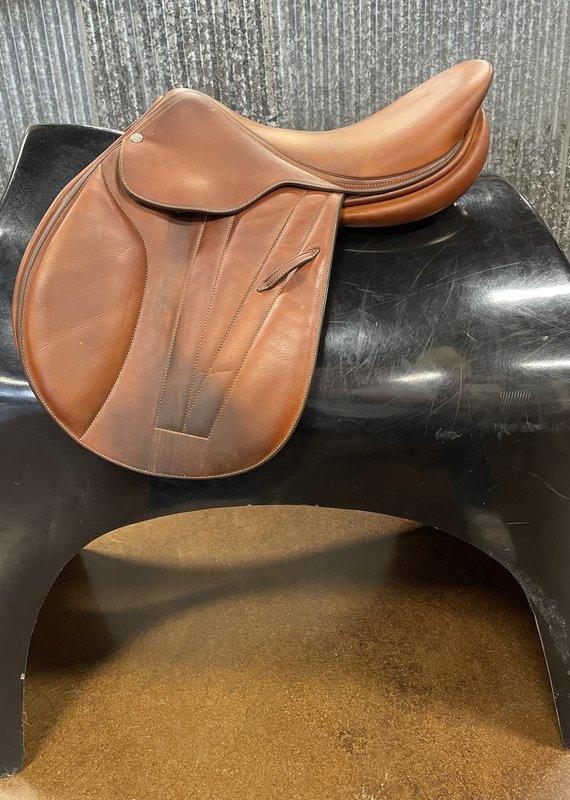 "Consignment Saddle #415 Butet L 17"""