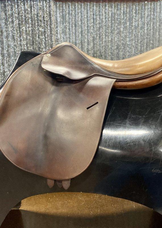 """Consignment Saddle #420 Butet P 18"""""""