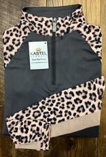 Kastel Kastel Asphalt with Animal Raglan Sleeve