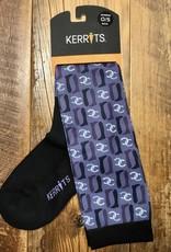 Kerrits Kerrits Dual Zone Boot Socks Lavender Boots