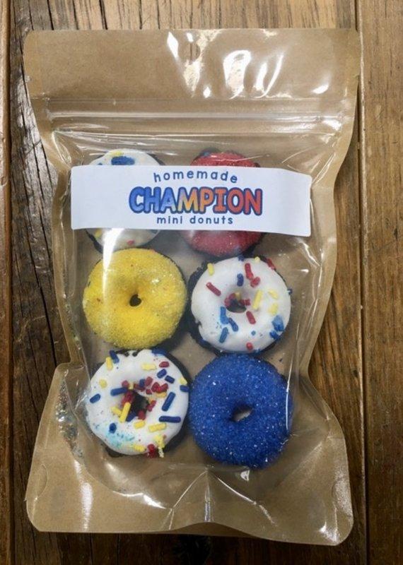 The Posh Pony Champion Donut Treats