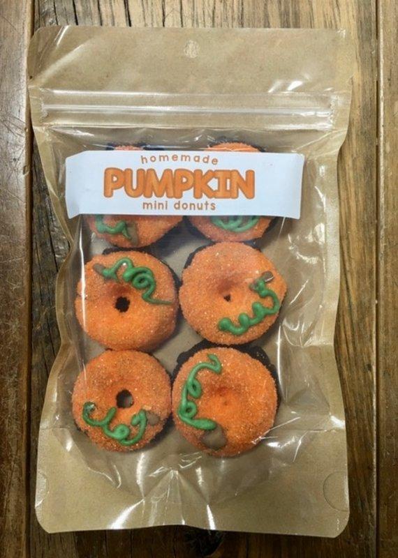 The Posh Pony Pumpkin Donut Treats