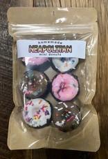 The Posh Pony Neapolitan Donut Treats