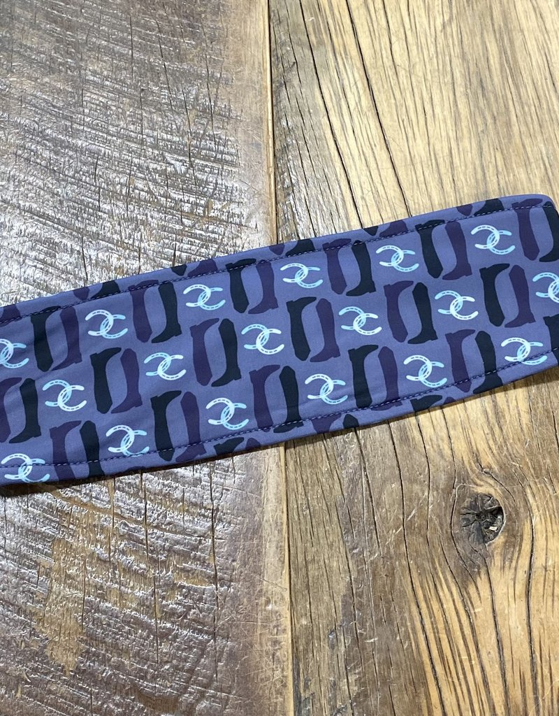 Kerrits Kerrits First Frost Fleece Headband Lavender Boots