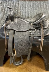 """Consignment Saddle # 428 Western 16"""""""