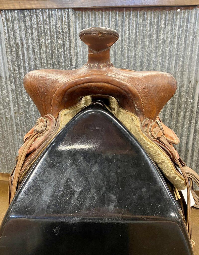 "Consignment Saddle #425 Western Saddle 15"""