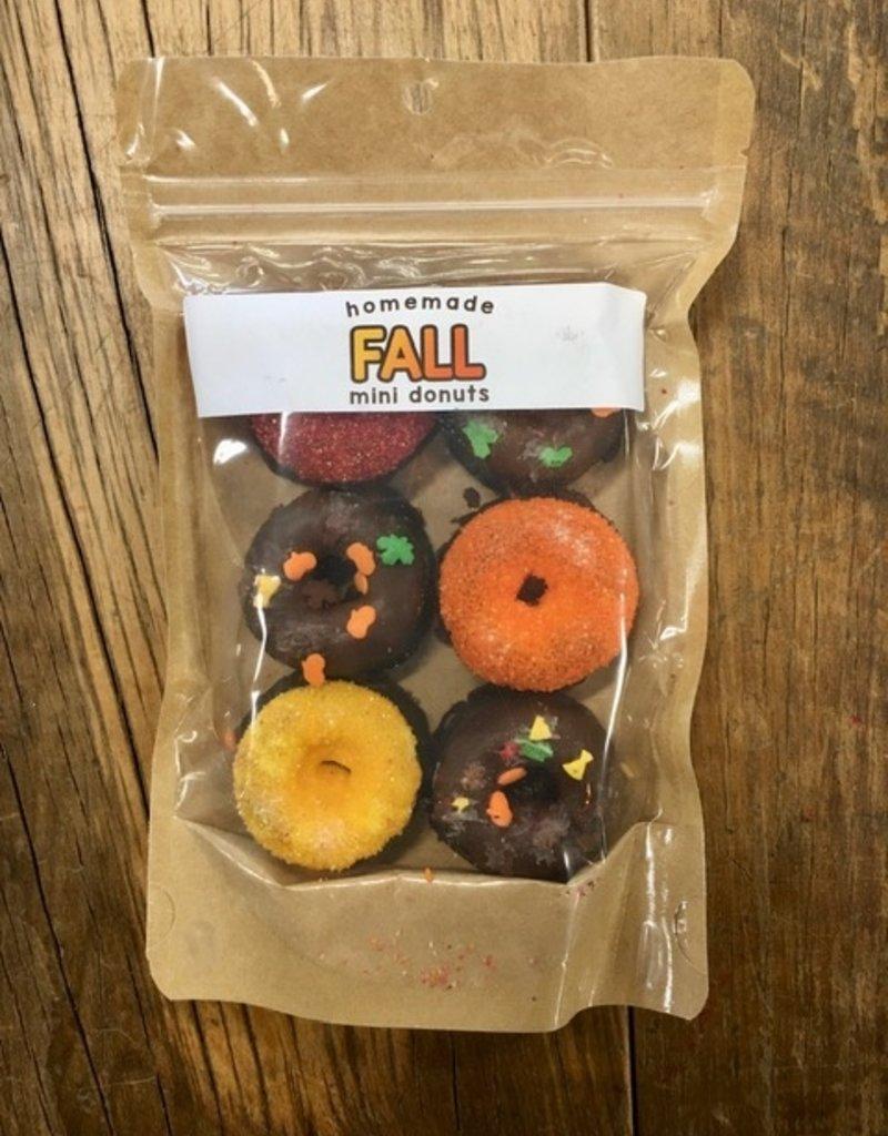 The Posh Pony Fall Donut Treats