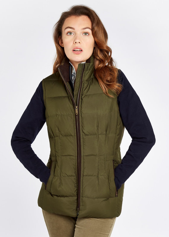 Dubarry Dubarry Women's Spiddal Quilted Vest