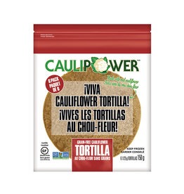 Caulipower Caulipower - Cauliflower Tortilla, Grain Free (6pk)