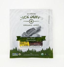 Dick Duff's Dick Duffs - Organic Jerky, Dijon Mustard (50g)