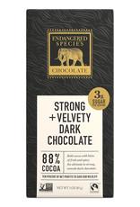 Endangered Species Endangered Species - Dark Chocolate Bar, Black Panther 88%