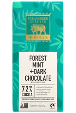 Endangered Species Endangered Species - Dark Chocolate Bar, Rain Forest Mint