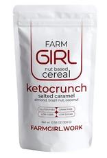 Farm Girl Farm Girl - Ketocrunch Salted Caramel Nut Based Cereal (300g)