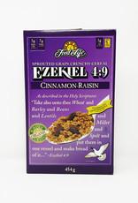 Food For Life FFL - Cereal, Ezekiel 4:9 Cinnamon Raisin (454g)